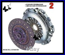 2 PIECES KIT D'EMBRAYAGE LAND ROVER DEFENDER Pick-up 2.5 Td5 4WD Réf FTC4630