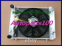 Alloy Radiateurs +Fan for Land Rover Defender & Discovery 300TDI 2.5TDI 1994-99