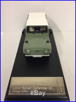Almost Real 410204 Land Rover Defender 90 Heritage Édition 2015 143