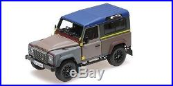 Almost Real ALM810214 LAND ROVER DEFENDER 90 PAUL SMITH EDITION 2015 1/18