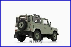 Almost real 2015 Land Rover Defender 90 Heritage 1/18 Échelle Neuf Sortie