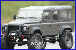 FM101 Landrover Defender Robot 4WD Rtr 18 RC Auto Wagon Neuf Dans Emballage