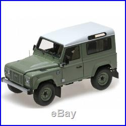 Land Rover Defender 90 Heritage Edition Green 1/18 ALM810204 ALMOST REAL