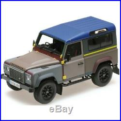 Land Rover Defender 90 Paul Smith Edition 1/18 ALM810214 ALMOST REAL