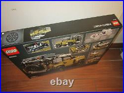 Lego Technic 42110 Land Rover Defender Neuf Scelle New Sealed In Box