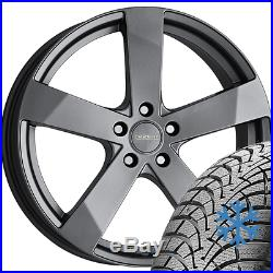 Roue alu hiver LAND ROVER Defender LD 195/55 R15 85T Michelin